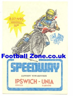 Czech Republic v Ipswich 1990