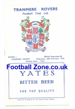 Kings Lynn v Eynesbury Rovers 1965