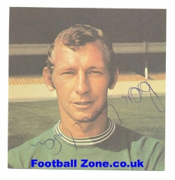 Arsenal Bob Wilson Signed Picture - Goalkeeper