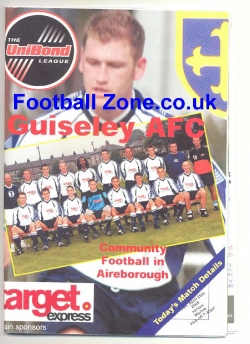 Guiseley v Marine Athletic 2005