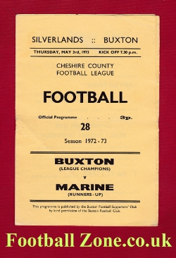 Buxton v Marine Athletic 1973