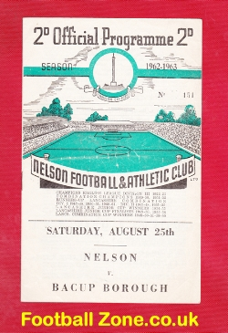 Nelson v Bacup Borough 1962