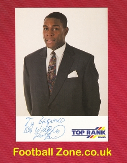 Boxing - Frank Bruno Boxer Signed Autographed Picture