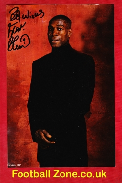 Boxing - Frank Bruno Boxer Genuine Signed Autograph Picture