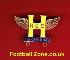 Harringay Speedway Badge 1949