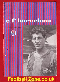 Barcelona v Real Madrid 1960 - European Cup Semi Final