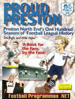 1 X Preston North End Special MULTI Signed Proud Of Preston Book