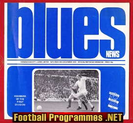 Birmingham City v Leeds United 1973